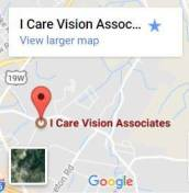 I Care Map